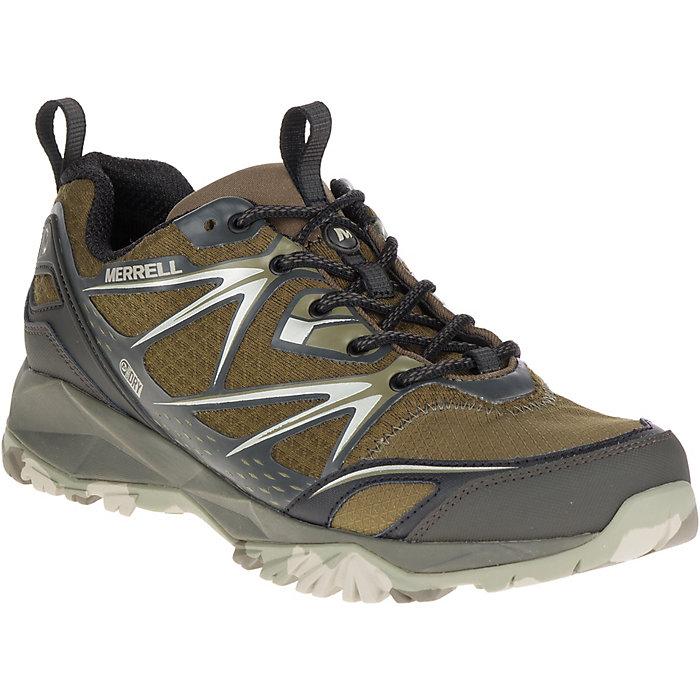 a78ab1e7 Merrell Men's Capra Bolt Waterproof Shoe - Moosejaw