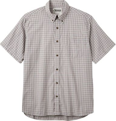 Mountain Khakis Men's Spalding Gingham SS Shirt