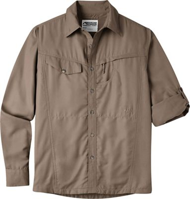 Mountain Khakis Men's Trail Creek LS Shirt