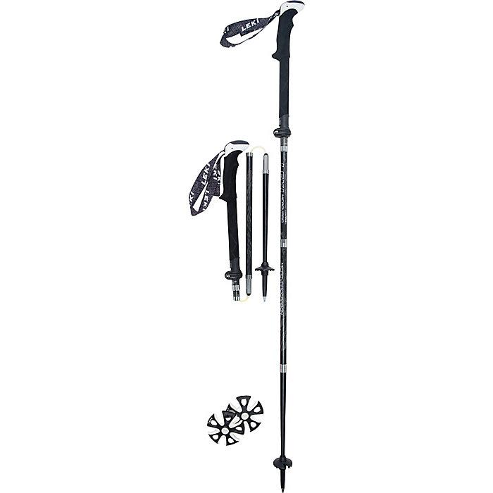 LEKI Micro Vario Carbon Max Pole Pair