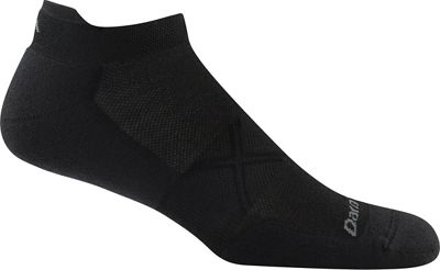Darn Tough Men's Coolmax Vertex No Show Tab Ultra-Light Cushion Sock