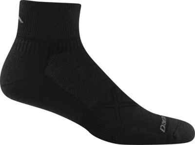 Darn Tough Men's Vertex 1/4 Ultra-Light Cushion Sock