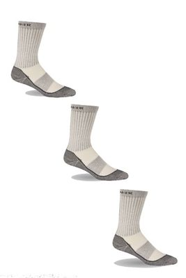 Icebreaker Men's Hike Medium Crew 3 Pack Socks