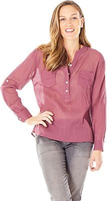 Carve Designs Women's Dylan Gauze Shirt