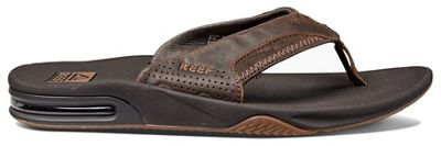 Reef Men's Leather Fanning Sandal