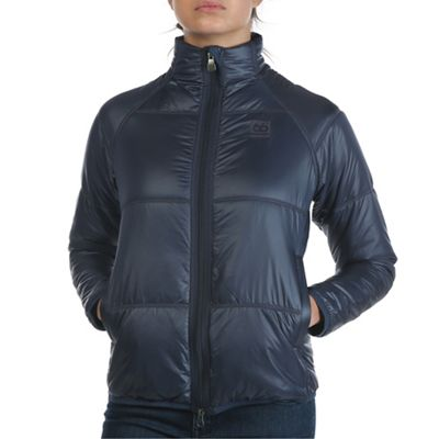 d50a94178d 66North Women's Vatnajokull Primaloft Collar Jacket