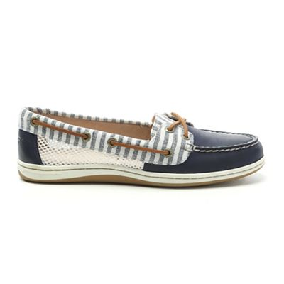 Sperry Women's Firefish Stripe Mesh Shoe