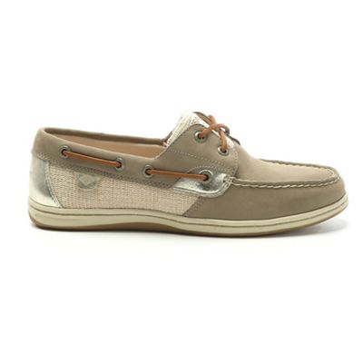 Sperry Women's Koifish Metallic Shoe