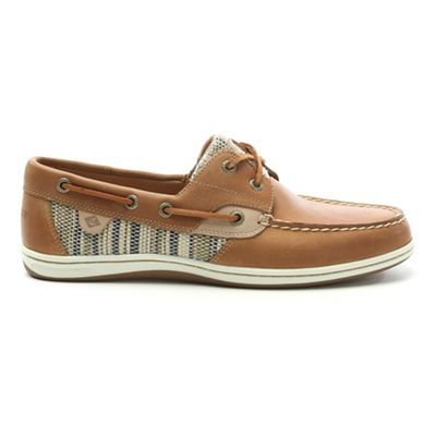 Sperry Women's Koifish Raffia Stripe Shoe