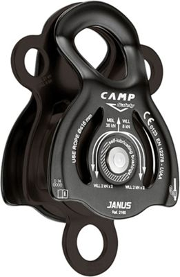 Camp USA Janus Double Pulley