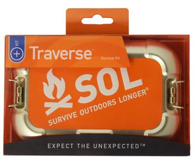 Adventure Medical Kits SOL Traverse Survival Kit