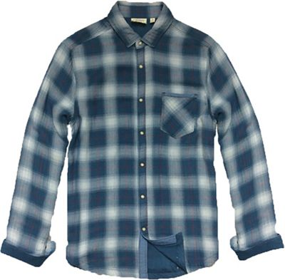 Jeremiah Men's Reversible Print LS Shirt