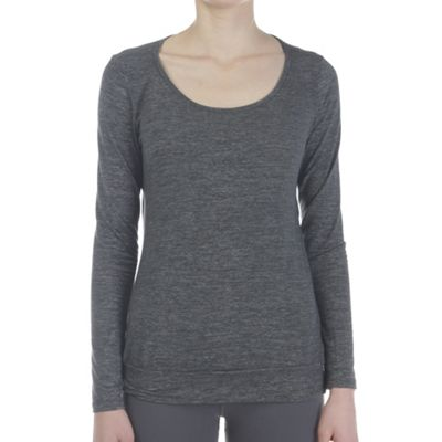 Beyond Yoga Women's Cowl Back Pullover