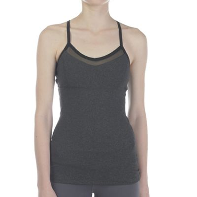 Beyond Yoga Women's Point and Curve Mesh Cami