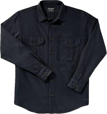 huge discount 15224 83c0c Filson Men s Lightweight Alaskan Guide Shirt. BLUE  BLACK ...