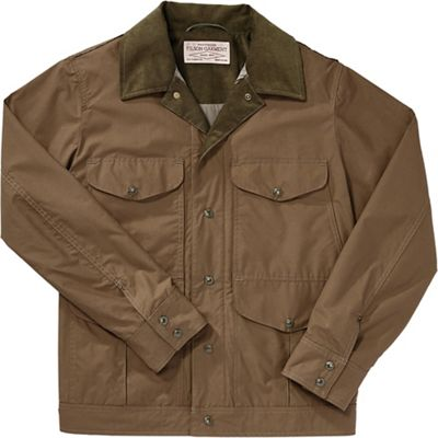 Filson Men's Lightweight Dry Cloth Journeyman Jacket