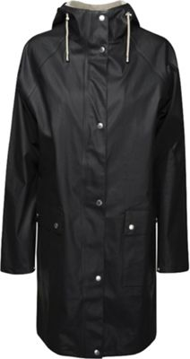 Ilse Jacobsen Women's True Rain Rubberized Coat