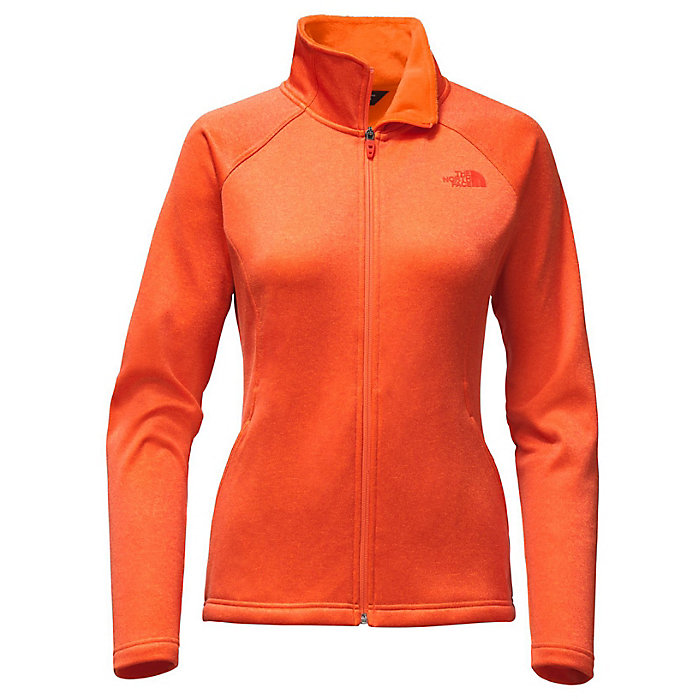 0954b38f9 The North Face Women's Agave Full Zip Jacket - Moosejaw