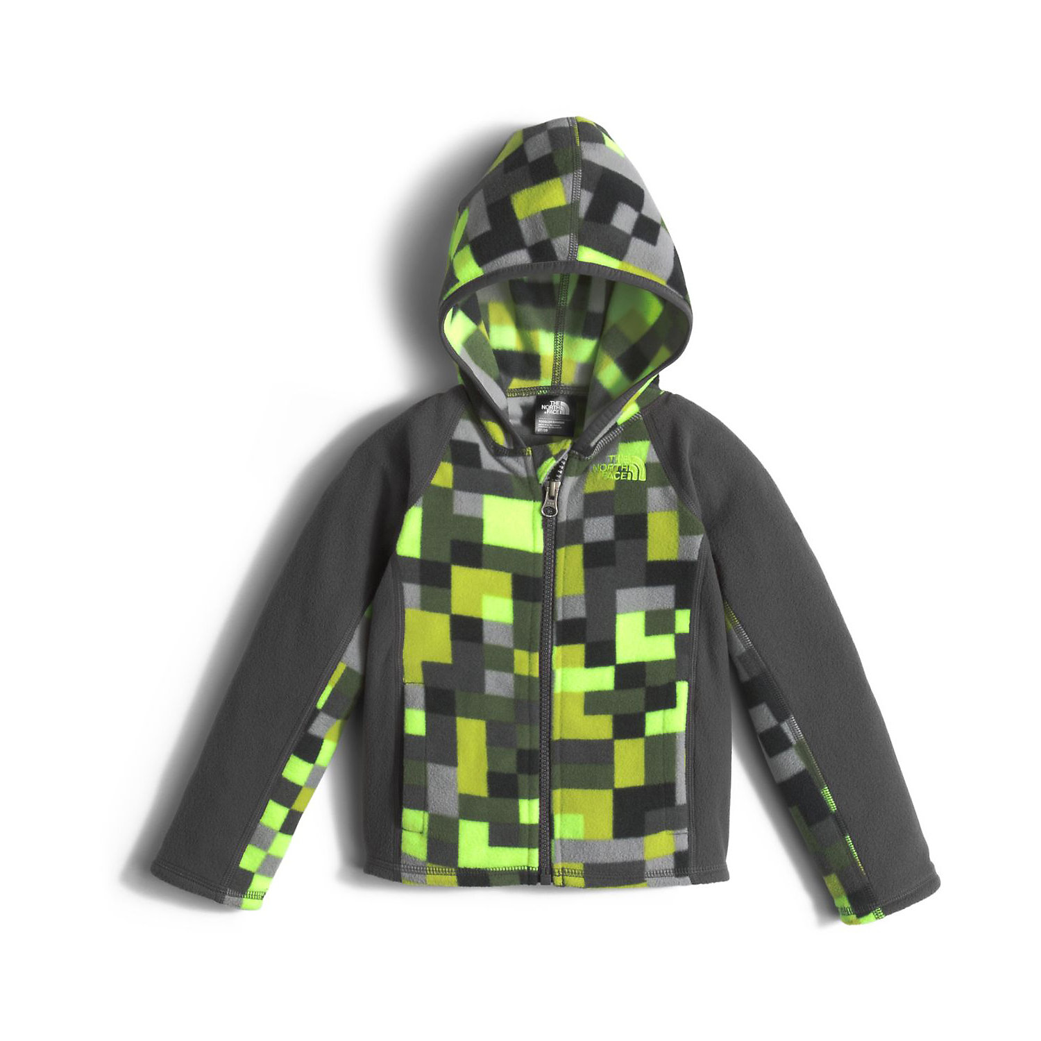 53faa4fed The North Face Toddler Glacier Full Zip Hoodie - Moosejaw