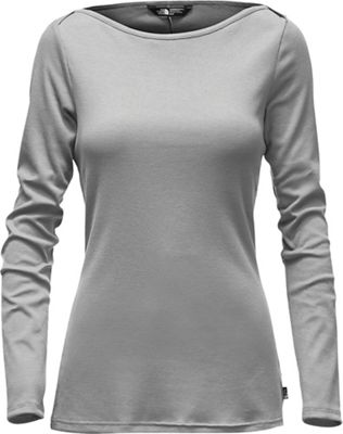 The North Face Women's L/S EZ Ribbed Top