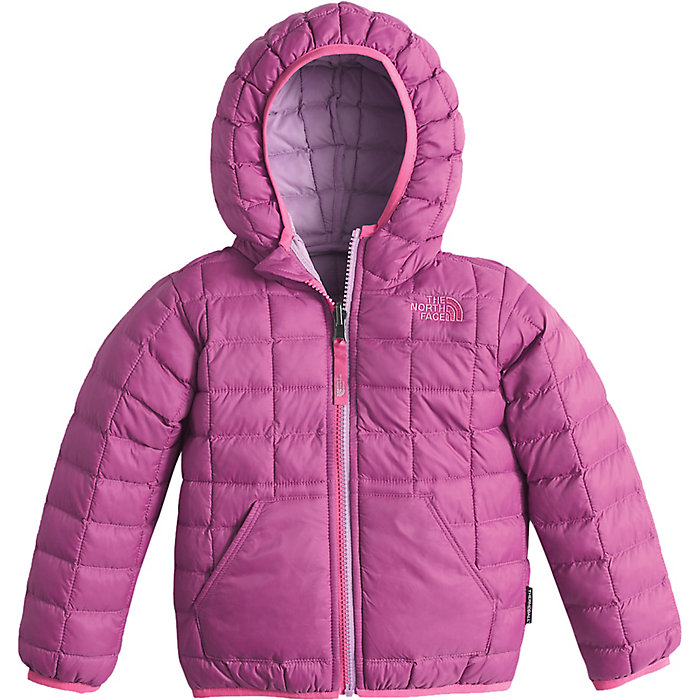 b7f075246 The North Face Girls' Reversible Thermoball Hoodie