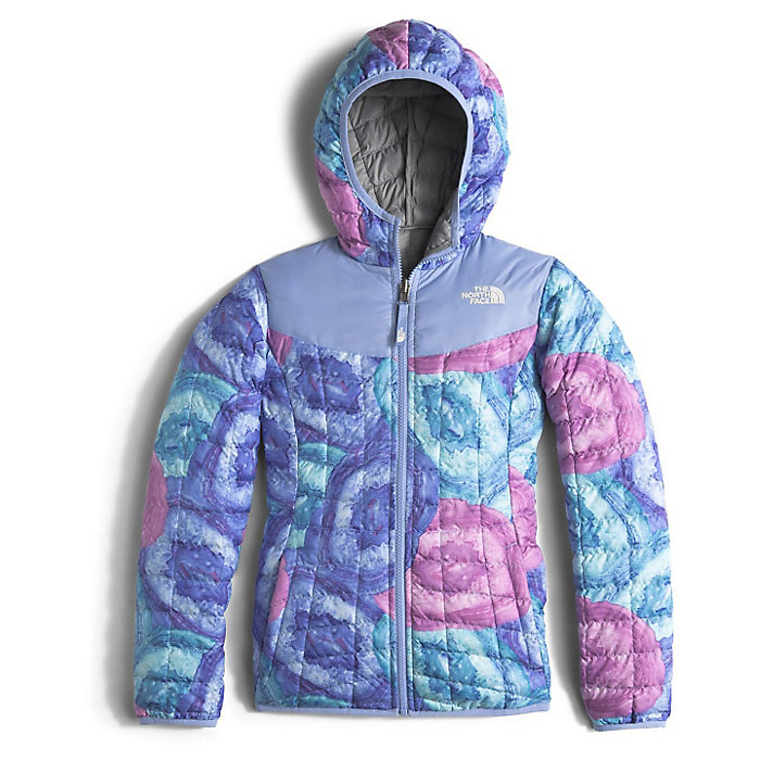 3c08252d7 The North Face Girls' Reversible Thermoball Hoodie - Moosejaw