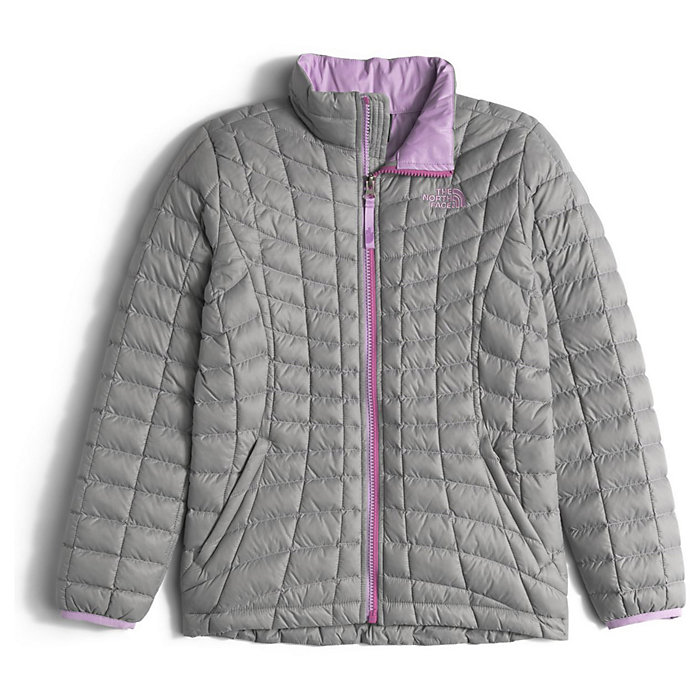 c2ef6a2df4 The North Face Girls  Thermoball Full Zip Jacket - Moosejaw