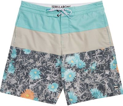 Billabong Men's Tibong Mescy Dreams Lo Tides Boardshort