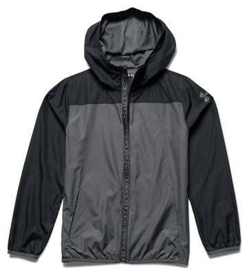 Under Armour Boys' Storm 1 Evaporate Packable Woven Jacket