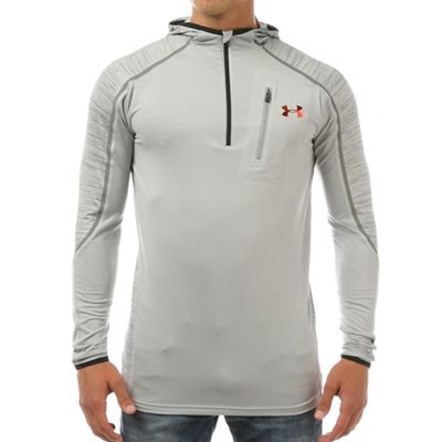 Under Armour Men's Coolswitch Run Podium 1/4 Zip Top