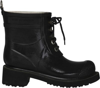 Ilse Jacobsen Women's Rub 76 Short Rubber High Heel Boot
