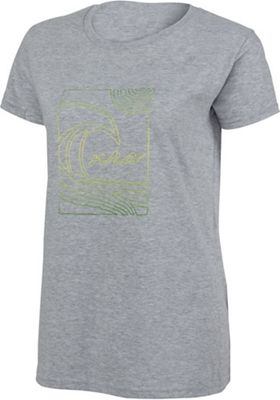NRS Women's Caribbean Sunset SS T-Shirt
