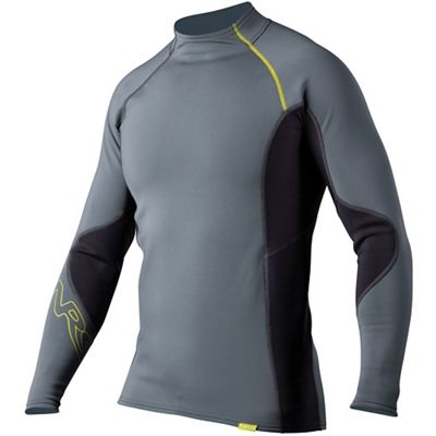NRS Men's HydroSkin 0.5 LS Shirt