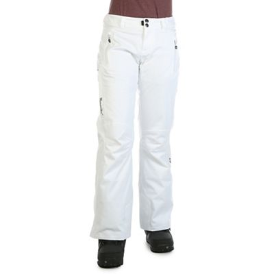 83a409249f5 Moosejaw Women s Mt. Elliott Insulated Waterproof Pant. WHITE  BLACK  GREY