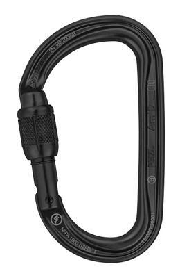 Petzl Am'D Screw-Lock Carabiner