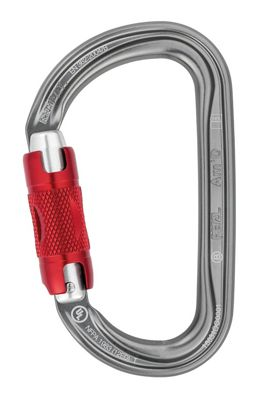 Petzl Am'D Twist-Lock Carabiner
