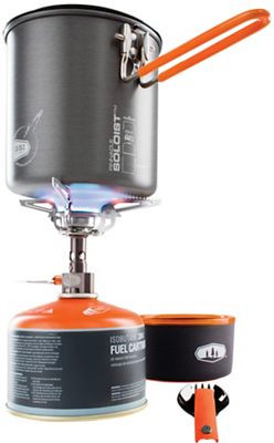 GSI Outdoors Pinnacle Soloist Complete Stove System