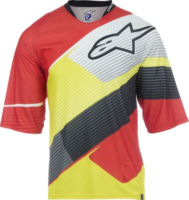 Alpine Stars Men's Depth 3/4 Jersey