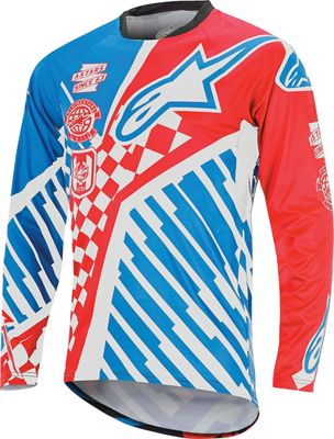 Alpine Stars Men's Sight Speedster LS Jersey