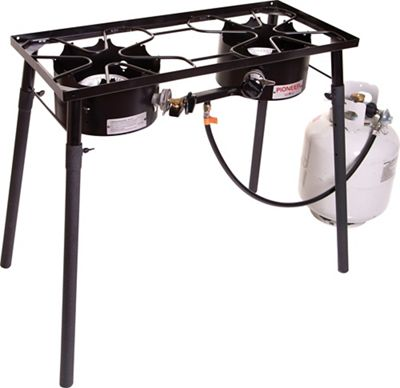Camp Chef Pioneer 2 Burner Stove