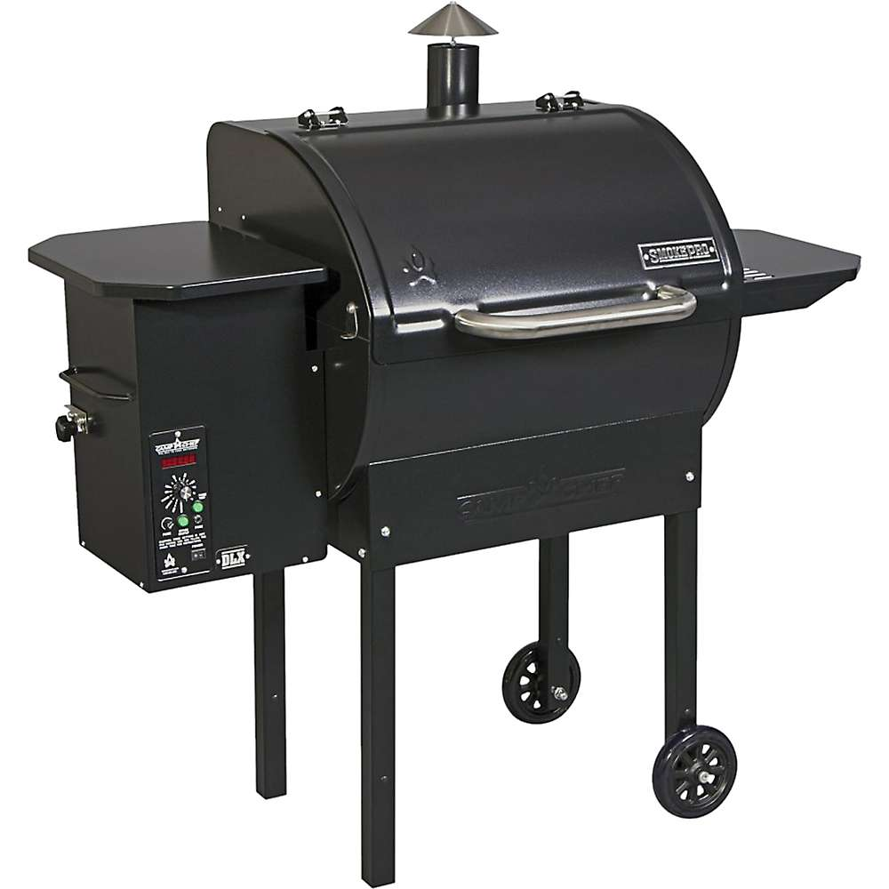 camp chef smokepro dlx pellet grill and smoker moosejaw. Black Bedroom Furniture Sets. Home Design Ideas