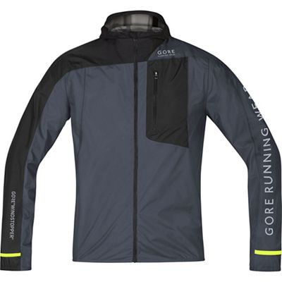 Gore Running Wear Men's Fusion Windstopper Active Shell Jacket