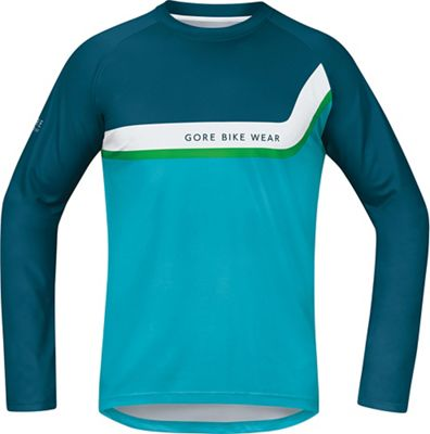 Gore Wear Men's Power Trail Long Jersey