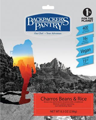Backpacker's Pantry Charros Beans and Rice
