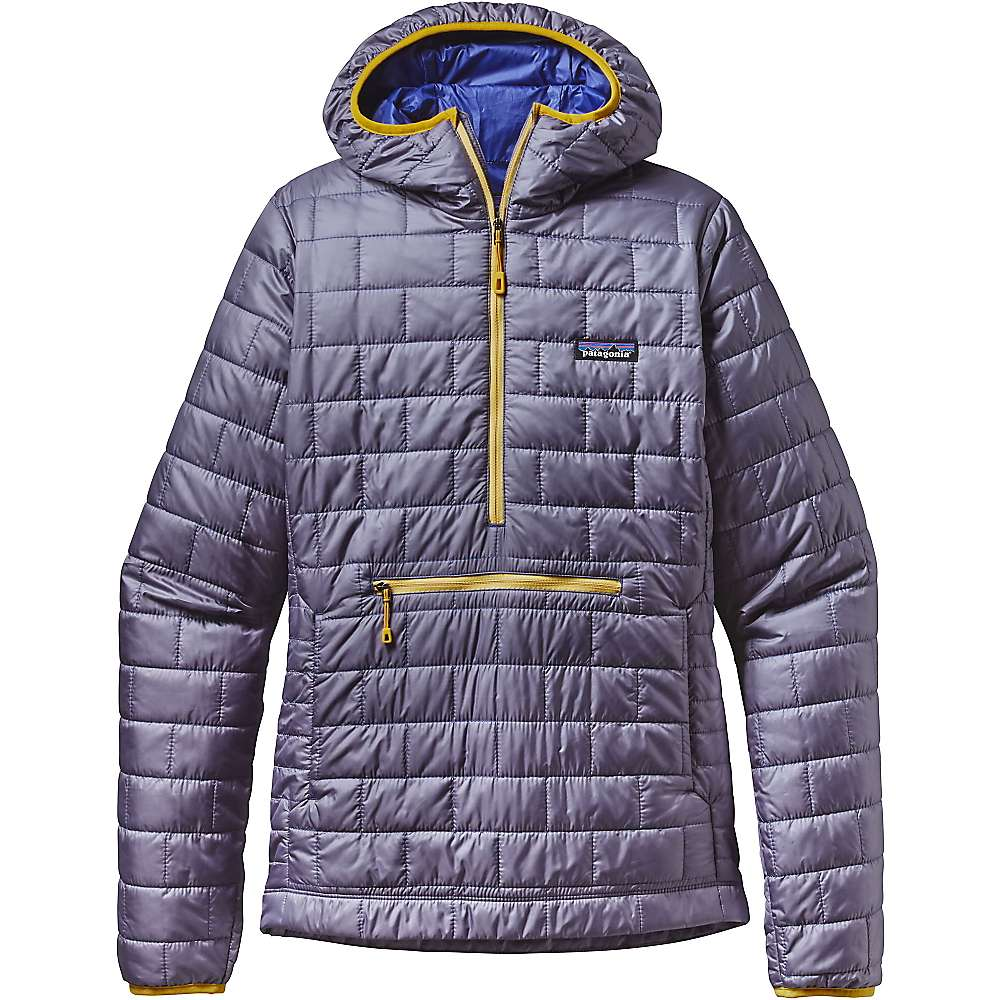 finest selection bfb2c a0105 Patagonia Women's Nano Puff Bivy Pullover