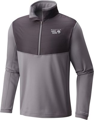 Mountain Hardwear Men's 32 Degree Insulated 1/2 Zip Top