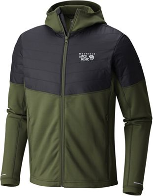 Mountain Hardwear Men's 32 Degree Insulated Hooded Jacket