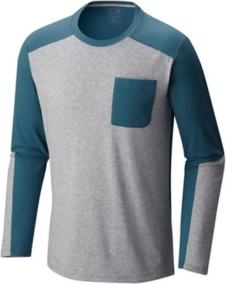 Mountain Hardwear Men's Burdell LS T