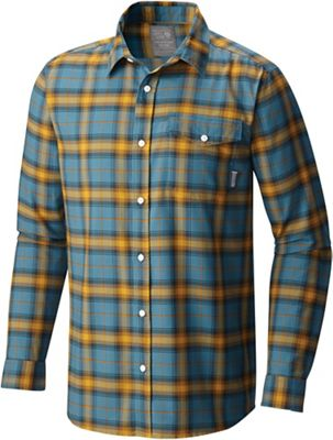 Mountain Hardwear Men's Drummond LS Shirt