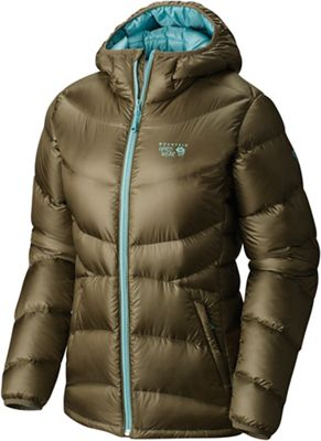 Mountain Hardwear Women's Kelvinator Hooded Down Jacket